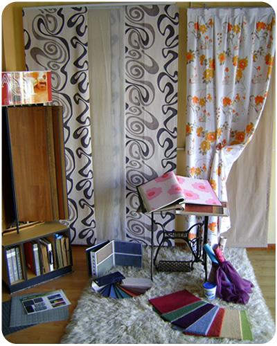 Ideas decoraciones alfombras pisos de goma cortinas - Cortinas de goma ...